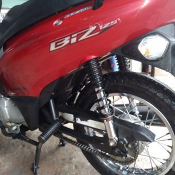 Honda Biz 1415 125cl Partida elétrica