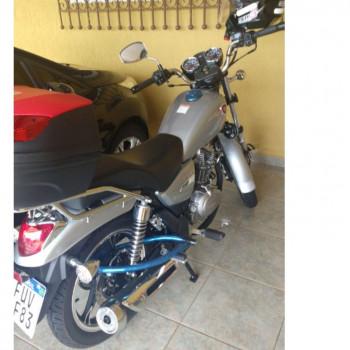 Moto Suzuki 150 cilindradas - JTZ CHOPPER RC - 19 20